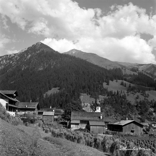 Namlos in Tirol mit Huinzen