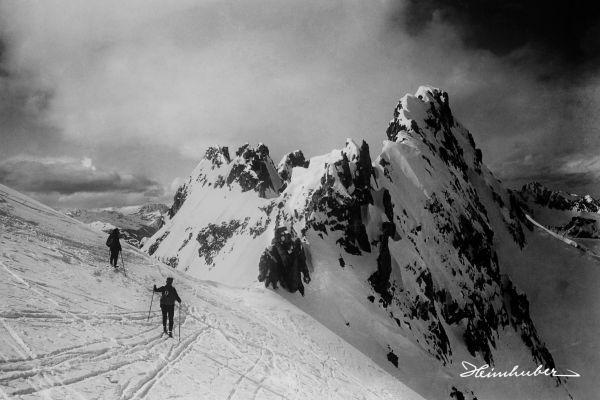 Pazielfernerspitzen (Valluga) 1913