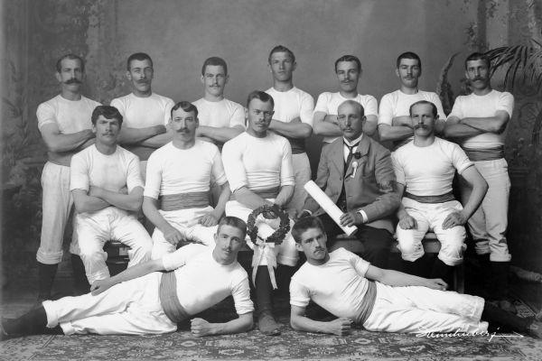 Blaichacher Turnergruppe 1910