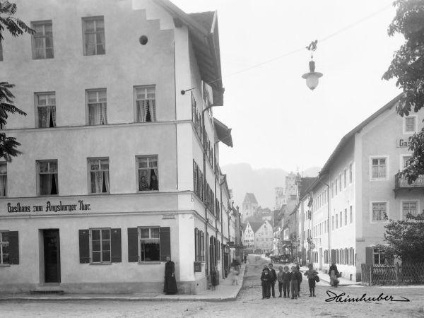 Reichenstraße Füssen