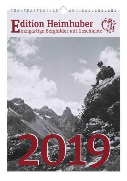 Heimhuber Kalender 2019