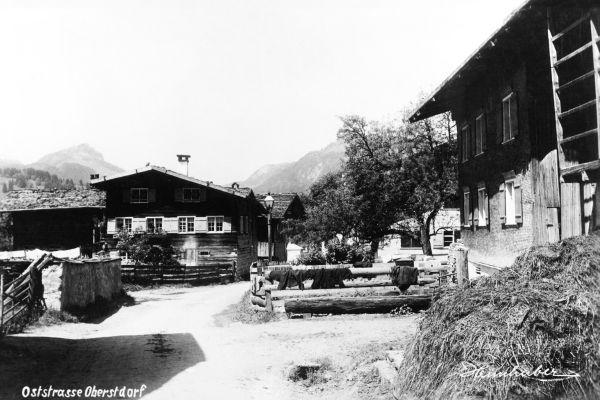 Oststraße Oberstdorf