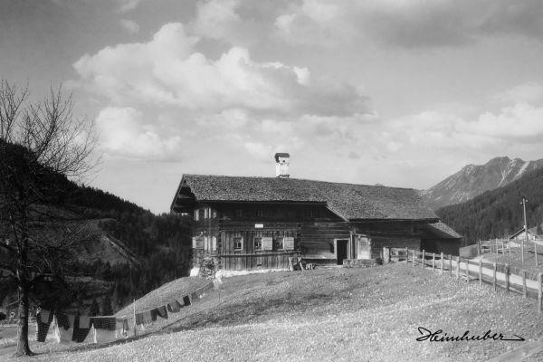 Walser Bauernhaus