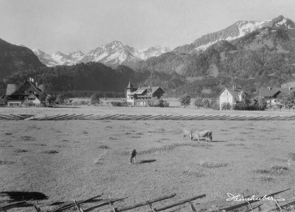 Wittelsbacher Hof 1916
