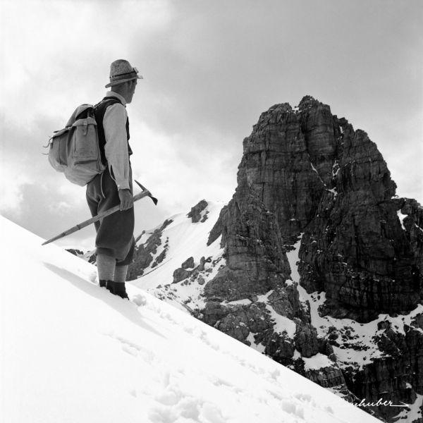 An der Leilachspitze