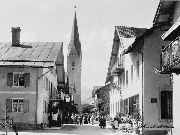 Kirchstraße 1910