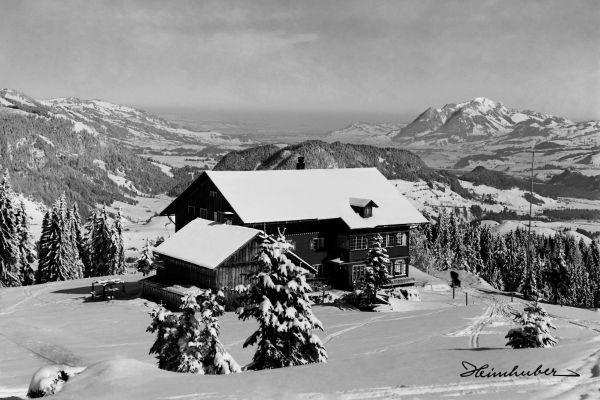 Alpenhotel Schönblick 1922