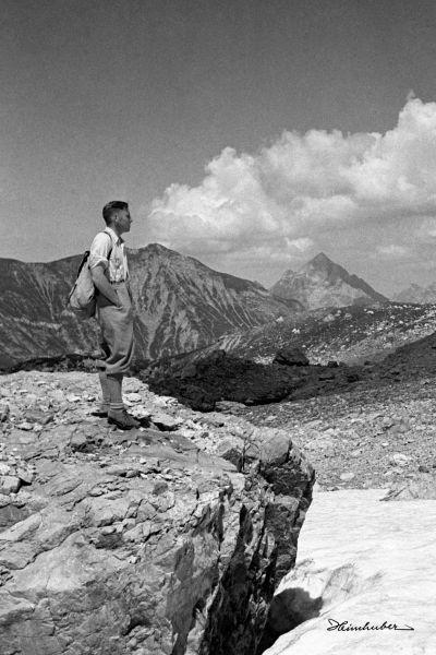 Tour über Marchspitze, Krottenkopf und Märzle