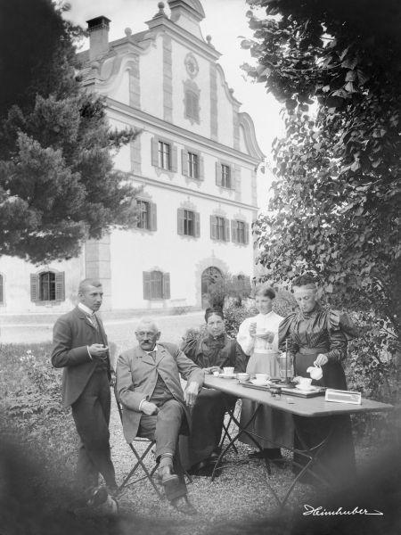 Familie von Pappus und Trazberg