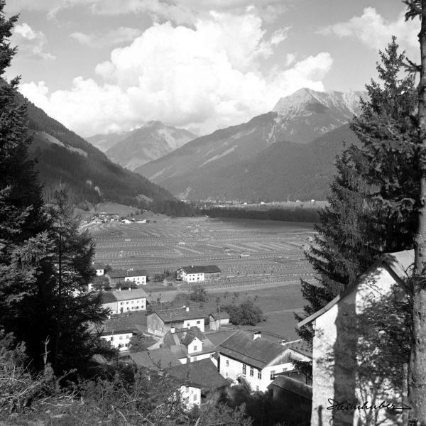 Lechtal vom Wolfebner