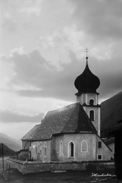 Pfarrkirche in Stuben