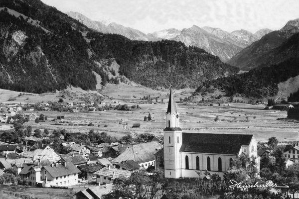 Hindelang anno 1900