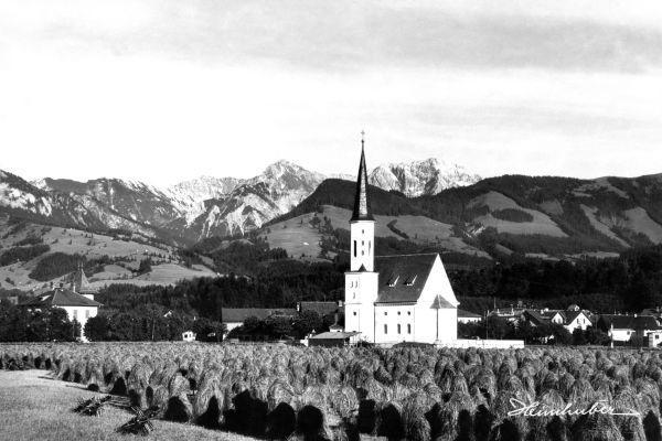 Täufer Johannis Kirche in Sonthofen