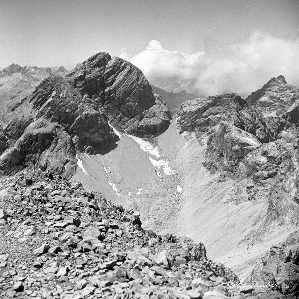 Krottenköpfe und Hornbachspitze