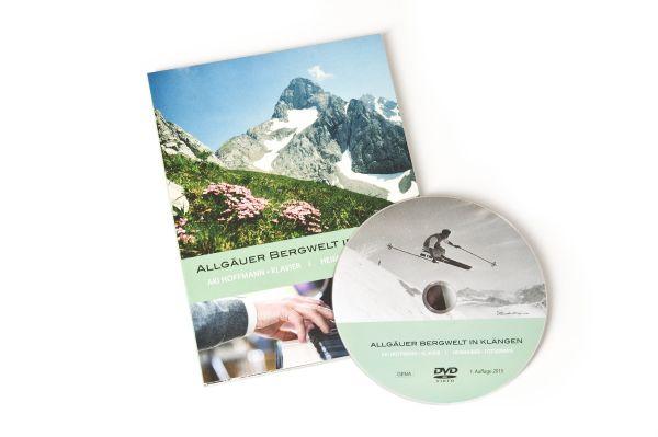 DVD: Allgäuer Bergwelt in Klängen von Aki Hoffmann