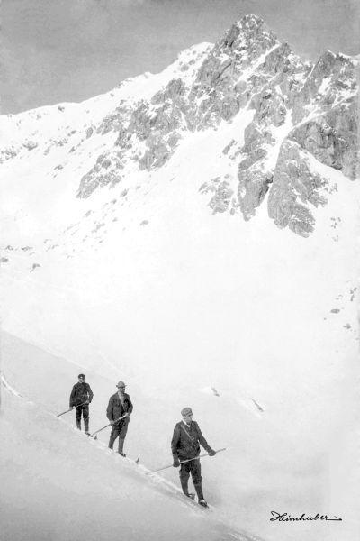 Skitour zur Valluga