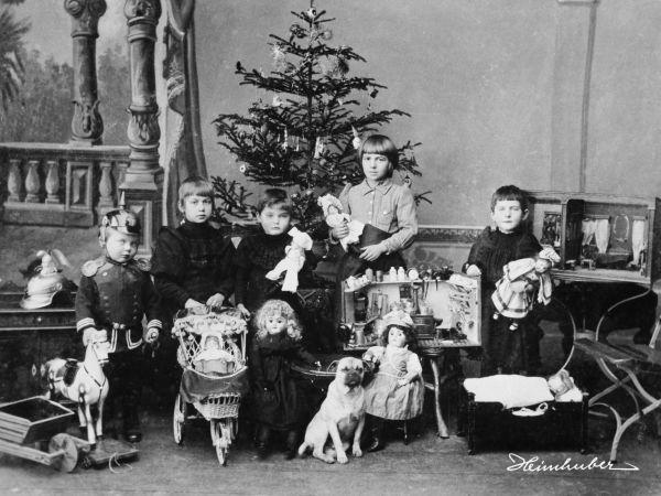 Weihnachten wie es früher war