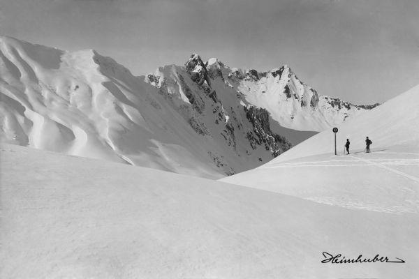 Skitour am Bärguntjoch