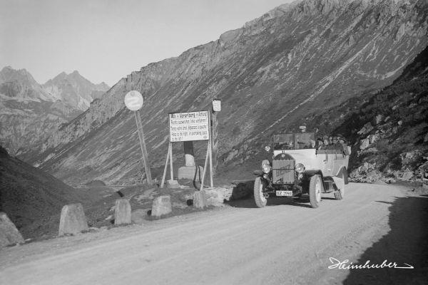 Am Arlbergpass