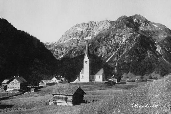 Mittelberg mit Widderstein