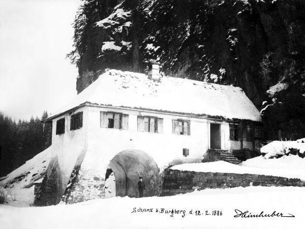 Schanz bei Burgberg