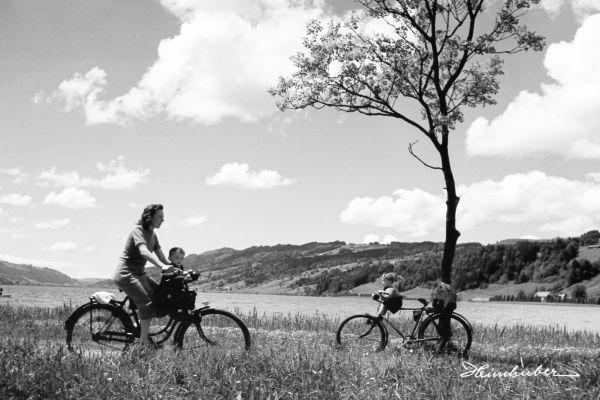 Mit dem Rad zum Alpsee