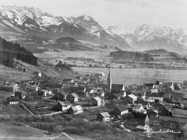 Knappendorf Burgberg 1890