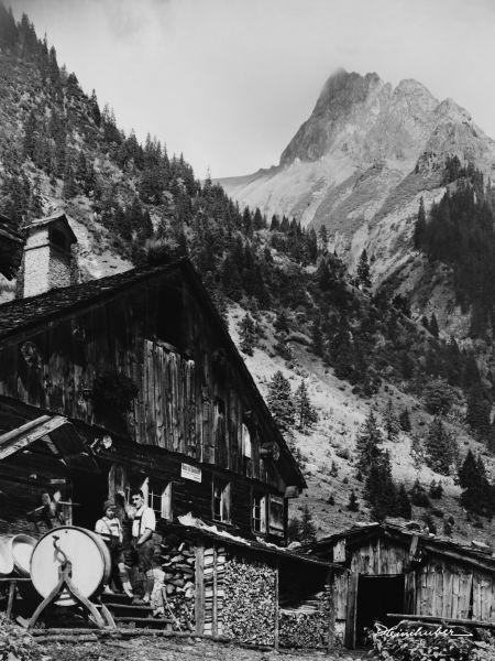 Gerstruber Alpe
