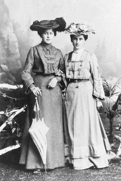 Damen Duo