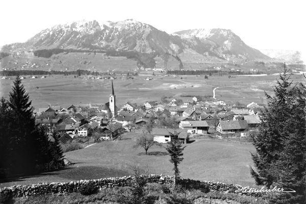 Burgberg im Allgäu