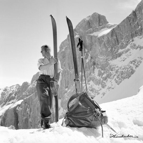 Skitour im Rätikon