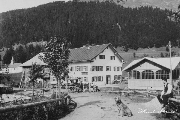 Gasthof Löwen in Oberjoch