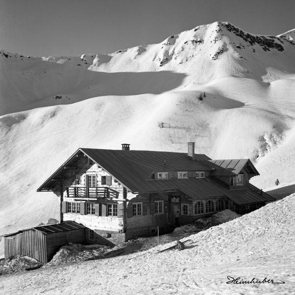 Schwarzwasserhütte I