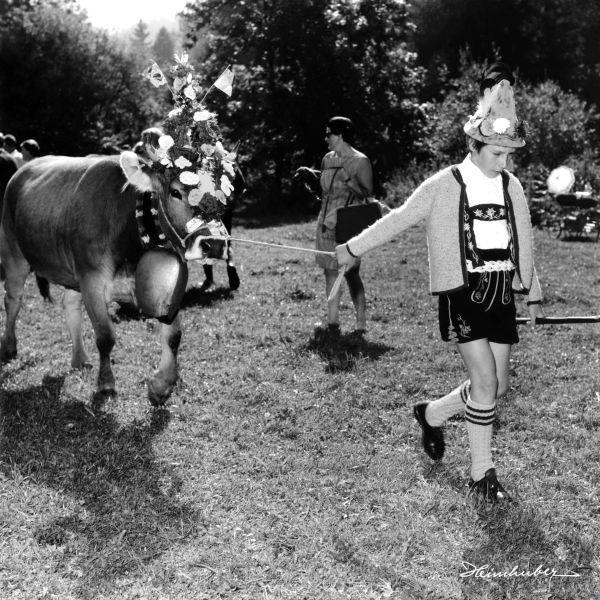 Viehscheid Oberstdorf 1965 II.