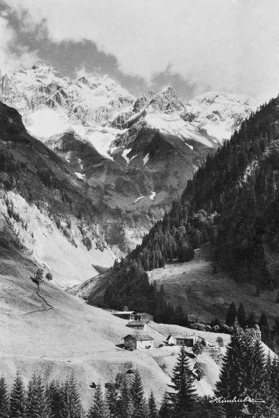 Kleines Einödsbach