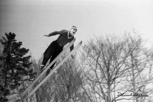 Skiflugtechnik 1951 II