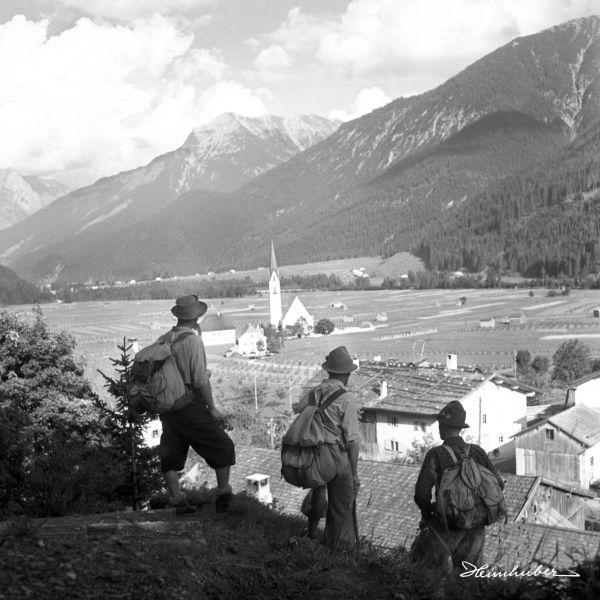 Elbigenalp bei Reutte in Tirol