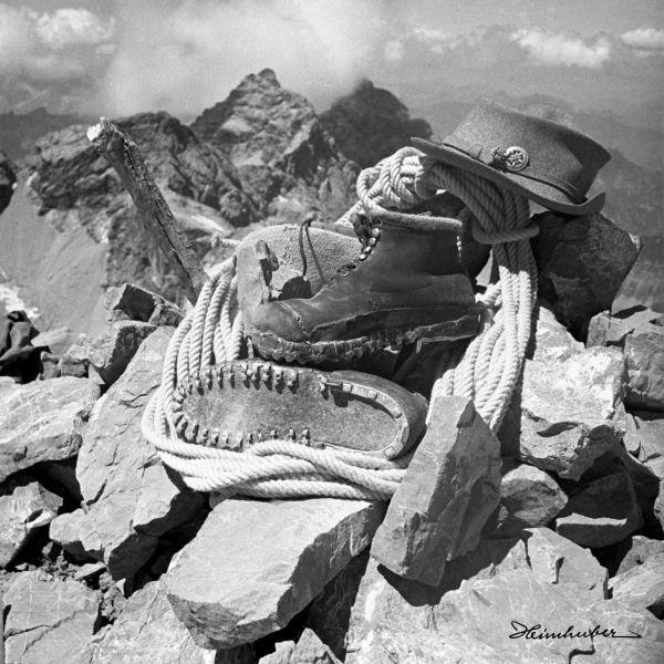 Tricouni Bergschuhe