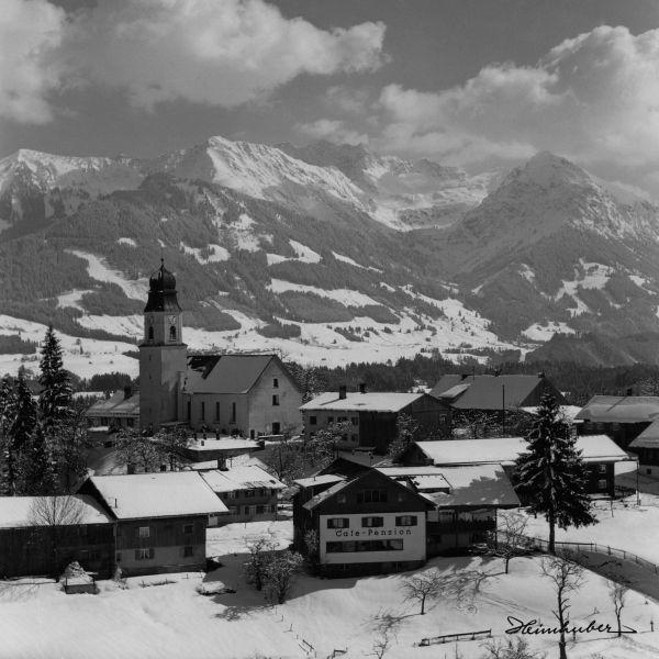 Ofterschwang 1962