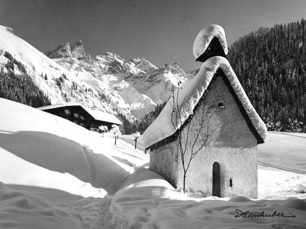Kapelle Einödsbach