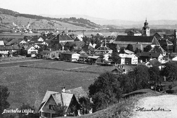 Sonthofen im Allgäu