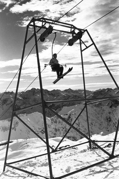Sessellift am Nebelhorn III