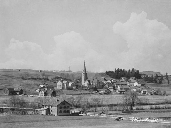 Martinszell anno 1900