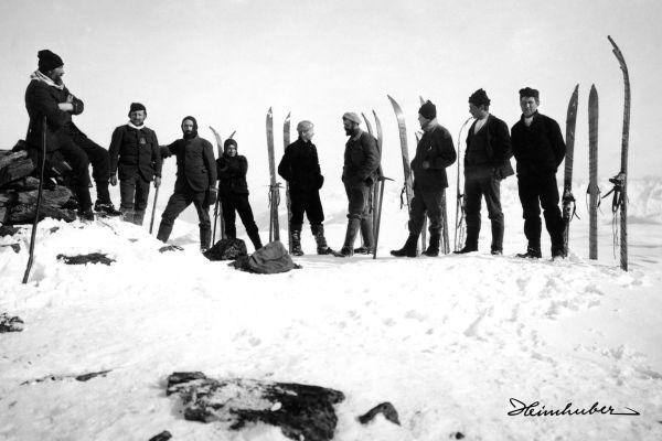 Skikurs mit Viktor Sohm