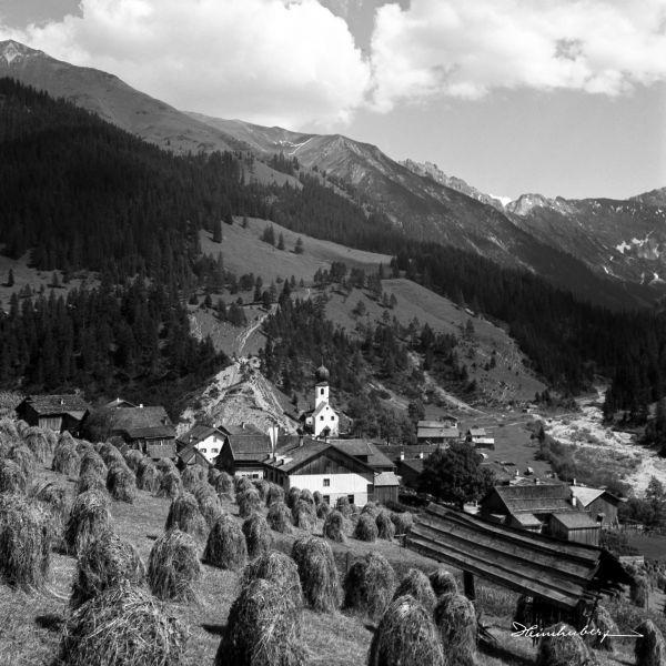 Namlos bei Reutte in Tirol
