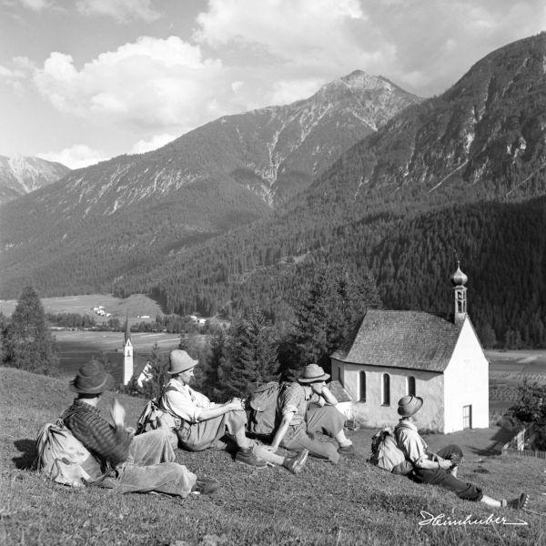 An der Ölbergkapelle