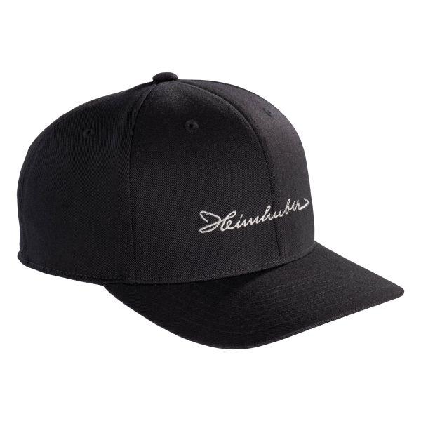 Heimhuber Cap schwarz