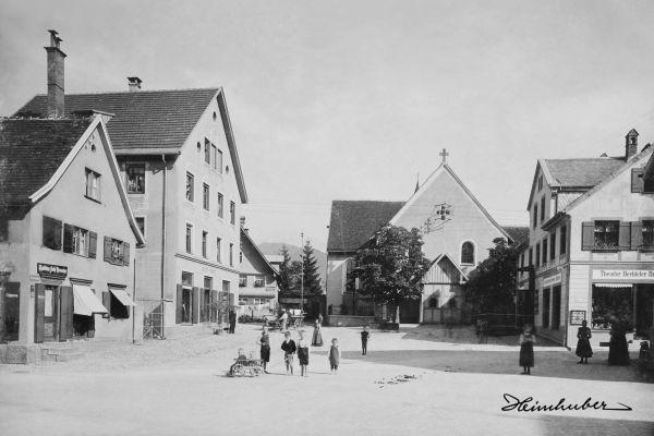Klosterplatz Immenstadt