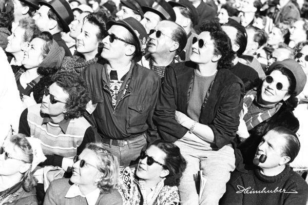 Spannung im Publikum