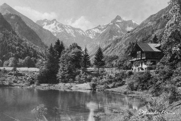 Christlessee im Herbst 1915